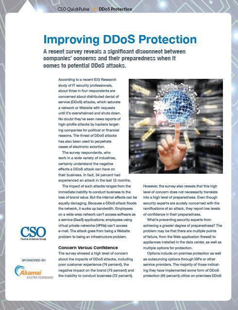 Améliorer sa protection face au DDoS