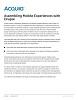 Assembler les expériences mobiles grâce à Drupal
