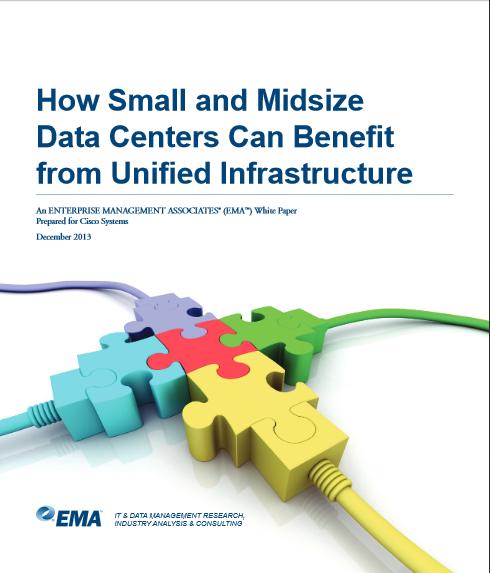 Comment les datacenters de taille petite à moyenne peuvent bénéficier d'une infrastructure unifiée?