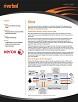 Etude de cas: Riverbed – Xerox