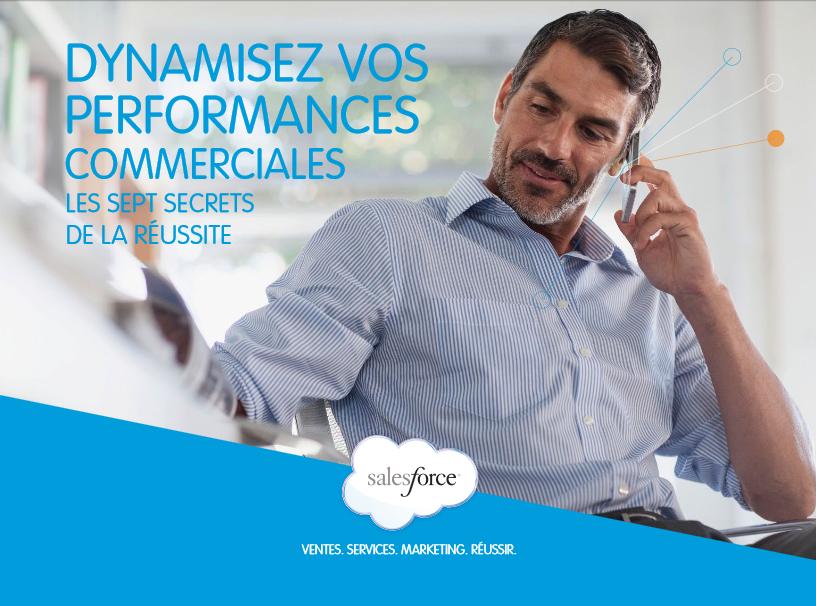 Faites-vous une idée de l'application Salesforce