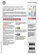 G Data InternetSecurity 2014 : Protection complète contre les virus et toutes les menaces Internet – intègre CloseGap