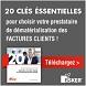 Guide pratique Esker : Dématérialisation des factures clients : les 20 questions à vous poser