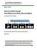 Hitachi stockage unifié: Une plate-forme pour les bloc, les fichiers et les objets