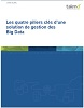 Les quatre piliers d'une solution de gestion des Big Data