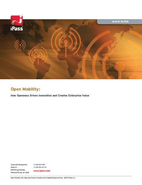 Open Mobile : Innovation et création (Anglais)