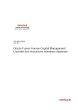 Oracle Fusion Human Capital Management: L'activité des ressources humaines repensée