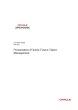 Présentation d'Oracle Fusion Talent Management