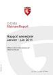 Rapport sur les logiciels malveillants du 1er semestre 2011