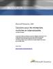 Solutions pour les entreprises multisites et internationales