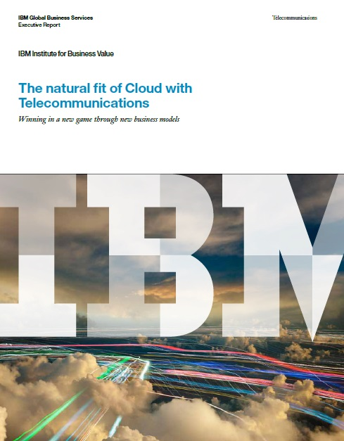 The natural fit of Cloud with Telecommunications
