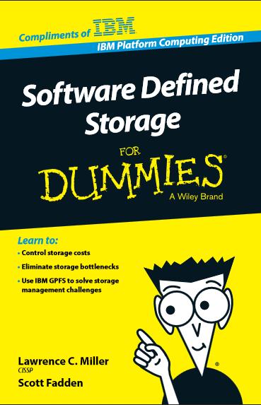 Le SDS (Software Defined Storage) pour les Nuls