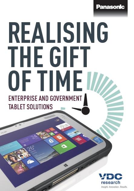 Etude du cabinet VDC – « Les tablettes en entreprises : le temps c'est de l'argent »