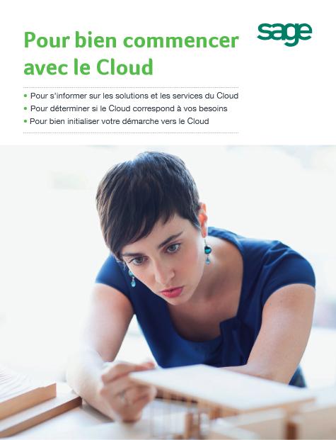 Pour bien commencer avec le Cloud