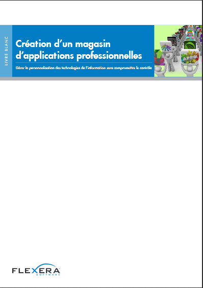Création d'un magasin d'applications professionnelles