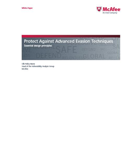 Protéger vos systèmes contre les AET