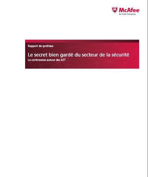 Le secret bien gardé du secteur de la sécurité