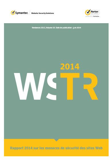Rapport 2014 sur les menaces de sécurité des sites Web