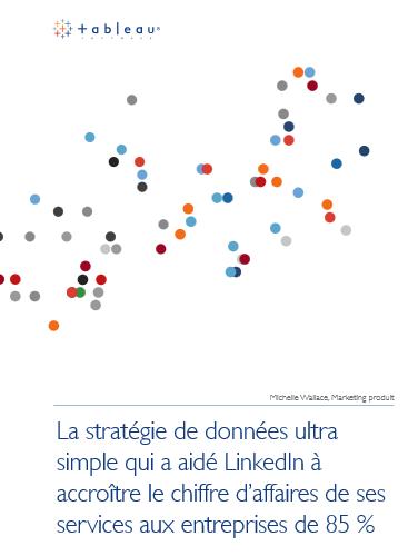 La stratégie de données ultra simple qui a aidé LinkedIn à accroître le chiffre d'affaires de ses services aux entreprises de 85%