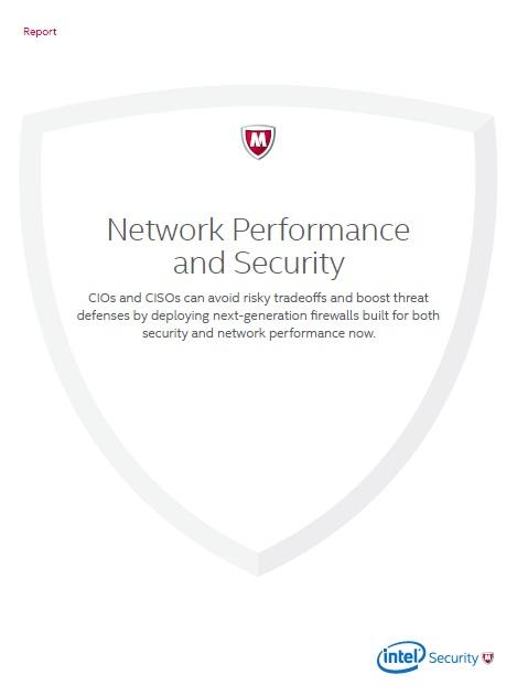 Performance et sécurité du réseau