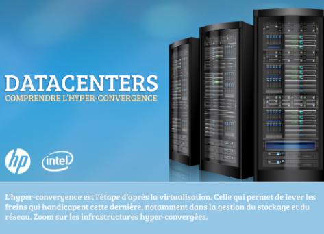 [Infographie] Datacenters : comprendre l'hyperconvergence