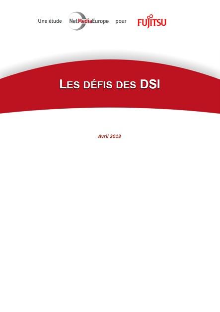 Etude : Les défis des DSI