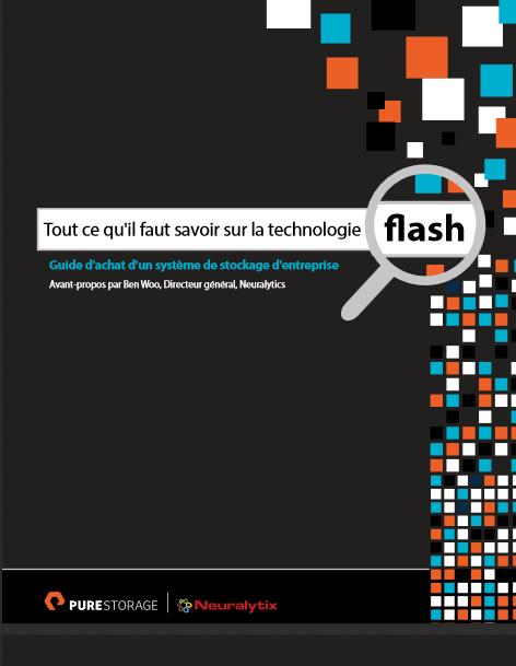 Tout ce qu'il faut savoir sur la technologie Flash