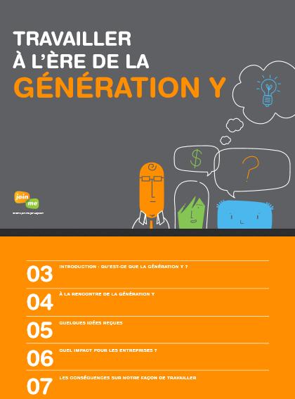 Travailler à l'ère de la génération Y