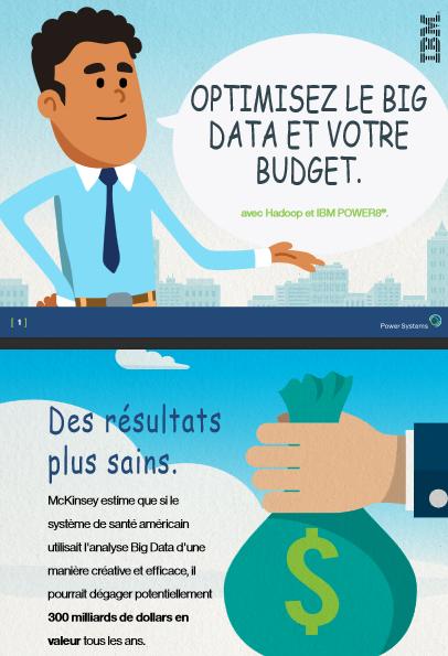 Optimisez le Big Data et votre budget