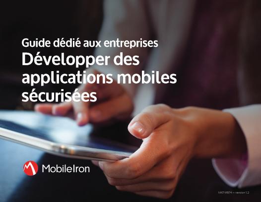 Développer des applications mobiles sécurisées
