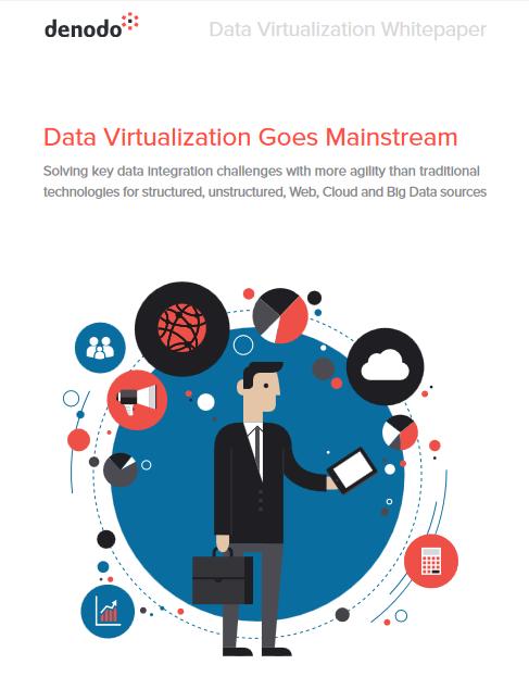 La virtualisation des données se généralise