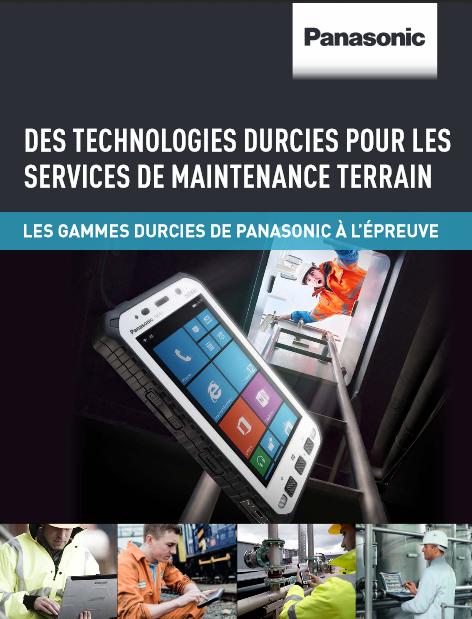 Des technologies durcies pour les services de maintenance terrain