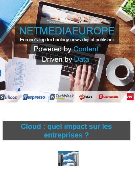 Etude Cloud : quel impact sur les entreprises ?