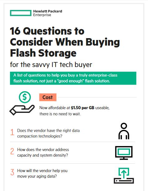 16 questions à prendre en compte avant de passer au Flash