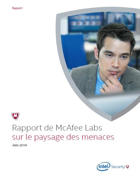 Rapport de McAfee Labs  sur le paysage des menaces