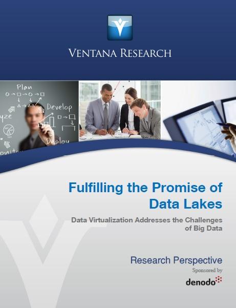 "Etude : Tenir la promesse des ""data lakes"""