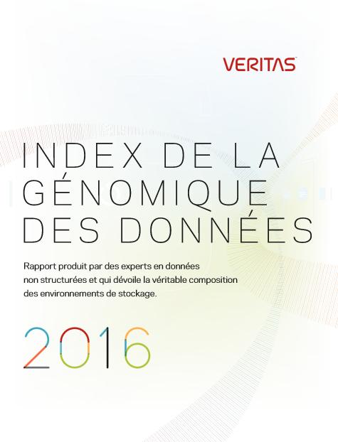 Index de la génomique des données