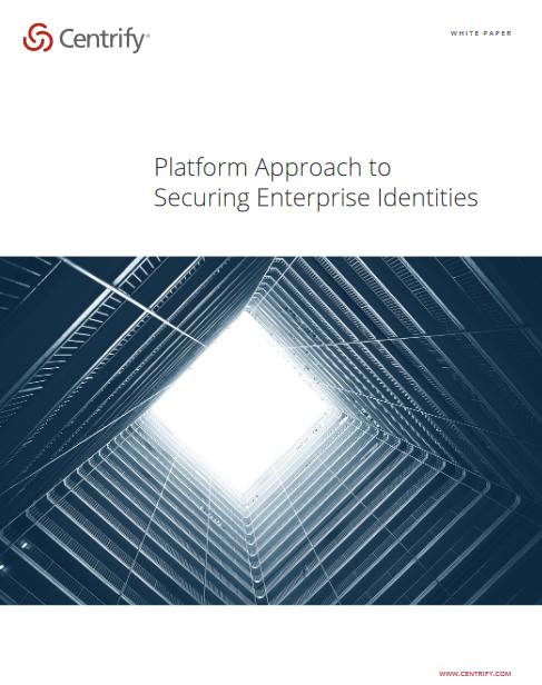 Sécuriser les identités de l'entreprise avec la bonne approche plateforme