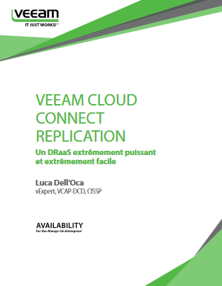 Veeam cloud connect replication