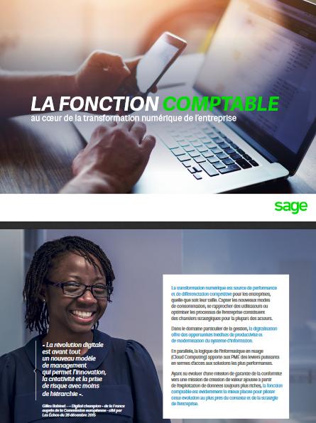 Transformation numérique : les 4 missions de la fonction Comptable