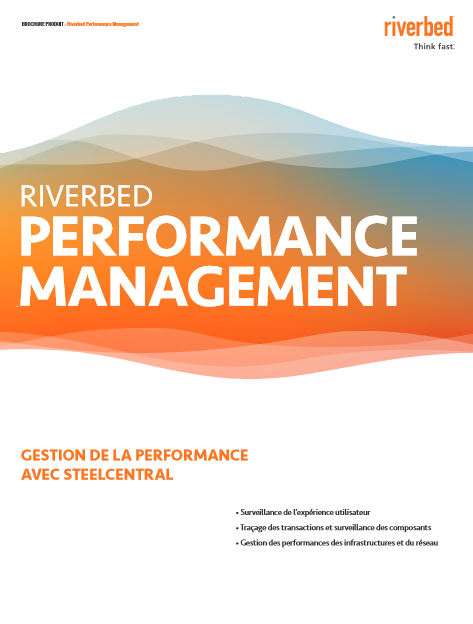 Gestion de la performance des applications