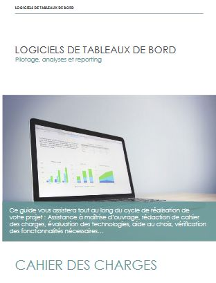 Cahier des charges : Business Intelligence – Tableaux de bord