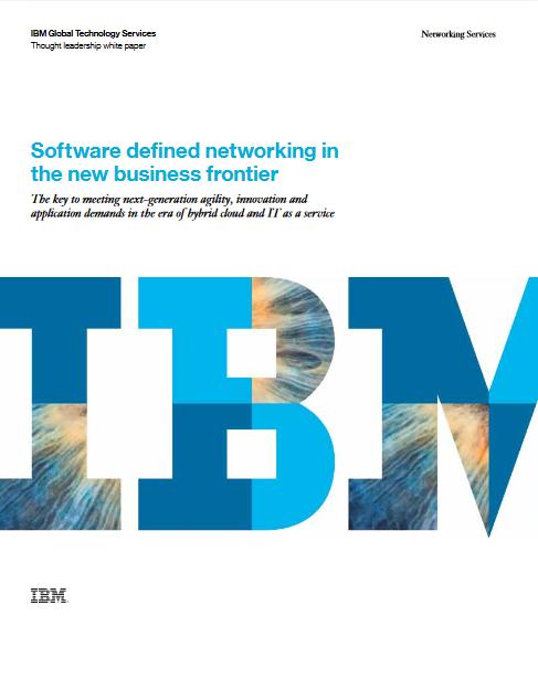 Entreprises et Software Defined Networking : quelle est la place de ce modèle ?