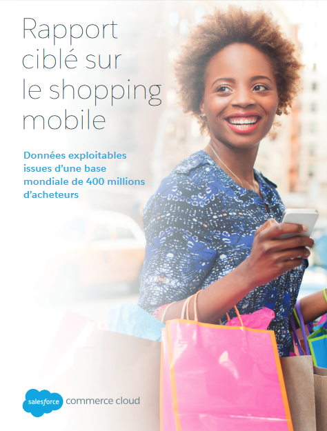 Rapport sur le shopping Mobile