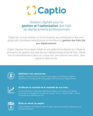 Solution digitale pour la gestion et l'optimisation des frais de déplacements professionnels
