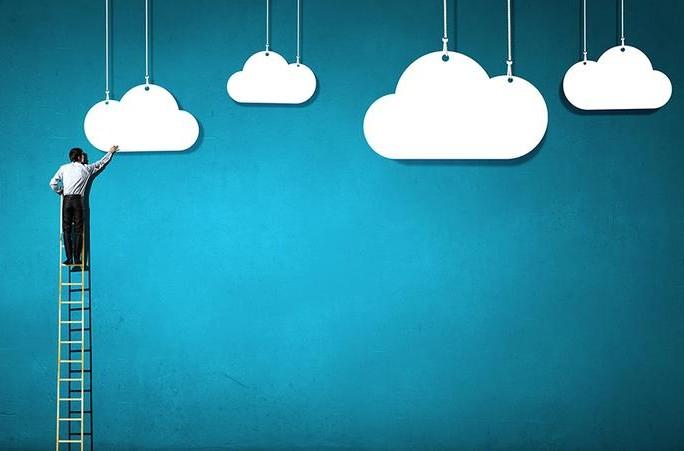 Infographie : Concrétiser l'opportunité du cloud