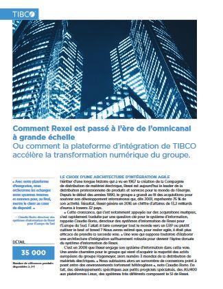 Comment la plateforme d'intégration TIBCO soutient l'approche omnicanal du groupe Rexel