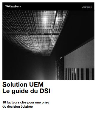 Solution UEM Le guide du DSI : 10 facteurs clés pour une prise  de décision éclairée