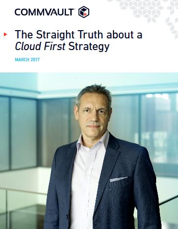 Les vérités de l'adoption d'une stratégie Cloud-First