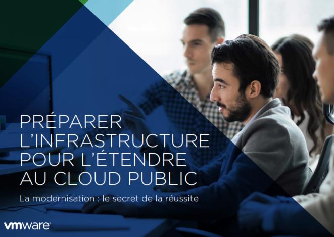 Préparer l'infrastructure pour l'étendre au cloud public